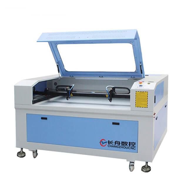 Dual Heads Wood MDF Plywood Acrylic Laser Cutting Machine ...